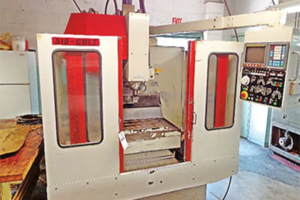 CNC Vertical Machining Center Model : EXCEL 510